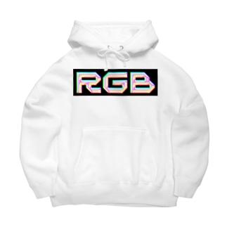 RGB Big Hoodie