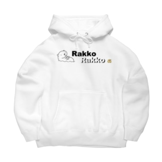ラッコ Big Hoodies