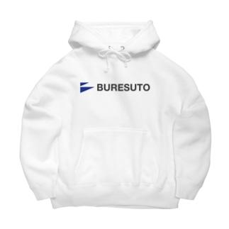 BURESUTO Big Hoodies