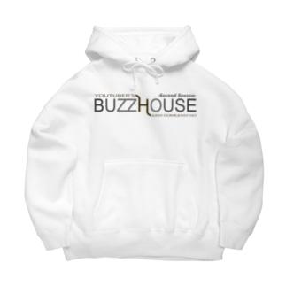 BUZZ HOUSE 2nd Big Hoodies