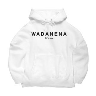 WADANENA Big Hoodies
