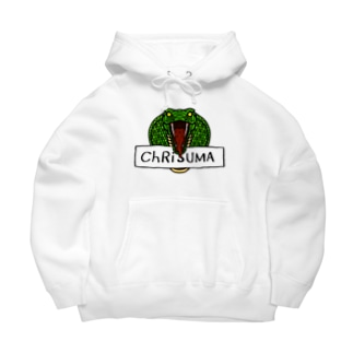 ChRiSUMA COBRA Big Hoodies