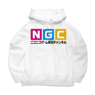 NGC『オフィシャルロゴ』(Ver.1.1) Big Hoodies
