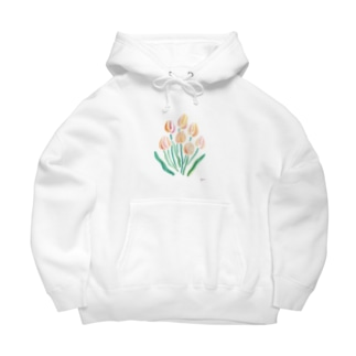 tulip Big Hoodies