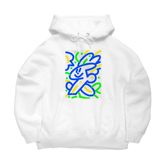 coppepan_brothersのハワイアン君!の巻☆ Big Hoodies
