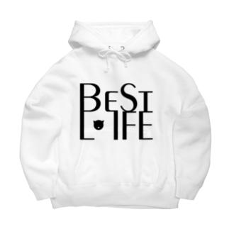 BestLifeグッズ3 Big Hoodies