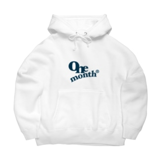 one month Big Hoodies