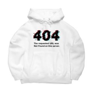 404 Not Found Big Hoodies