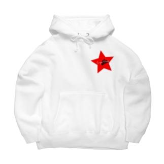 JP STAR LOGO Big Hoodies