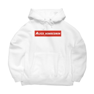 ALiCE_HiMECORiN(横) Big Hoodies
