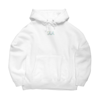 KIPU TUKERUのSEA Big Hoodies