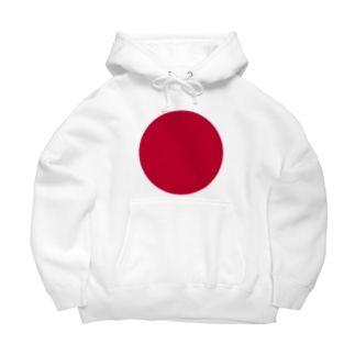 hinomaru Big Hoodies