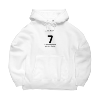 If you love football? Big Hoodies