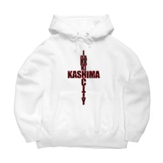 IBARAKI KASHIMA CITY Ver.3 Big Hoodies