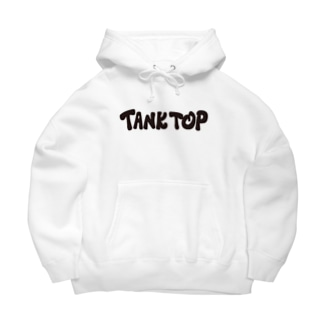 TANKTOP BASIC LOGO Big Hoodies