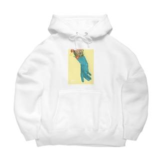HOPE HAND Big Hoodies