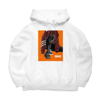 Young people living on Mars.02 Big Hoodies