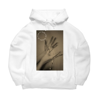 Friends are thieves of time. Big Hoodies