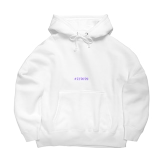 #727079 Big Hoodies