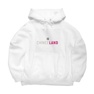 CHINEELAND(チャイニーランド) Big Hoodies