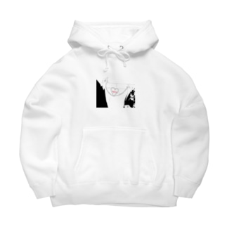 ☜₥aya₭o☞のAI·AI·AI Big Hoodies