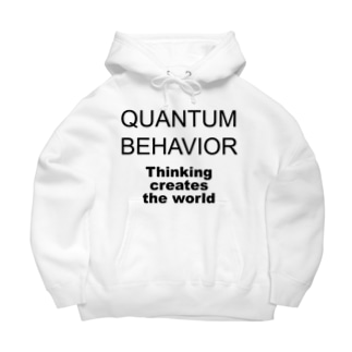 QUANTUM BEHAVIOR Big Hoodies