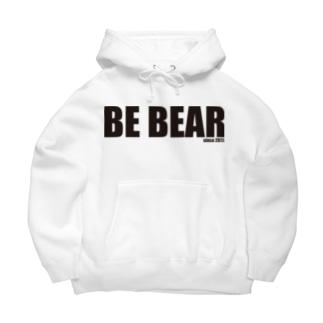 BE BEAR Big Hoodies