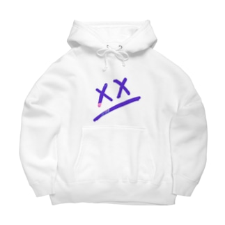 ペア用 Big Hoodies