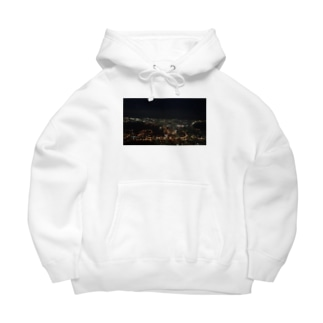 nana05の夜景 Big Hoodies