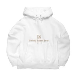 United Sweet Soul Logo#01/02 Big Hoodies