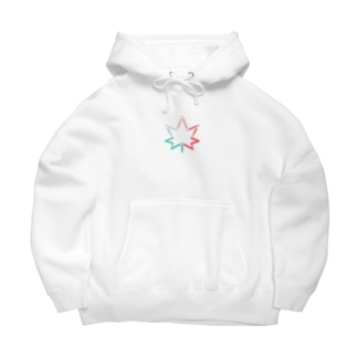 いとめる軒のJapanese Maple Big Hoodies