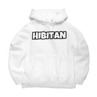 HIBITANBRAND Big Hoodie
