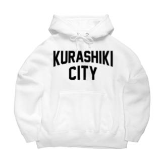 JIMOTO Wear Local Japanのkurashiki city 倉敷ファッション アイテム Big Hoodies