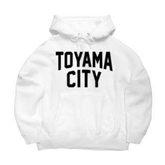 toyama city 富山ファッション アイテム Big Hoodies