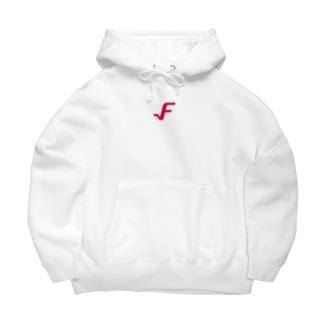 F_Symbol Big Hoodie