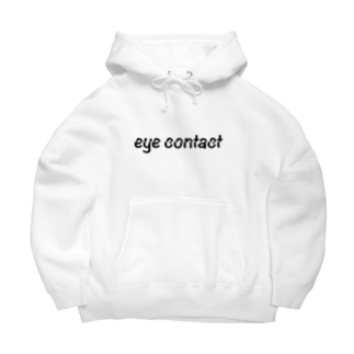 愛 contact Big Hoodies