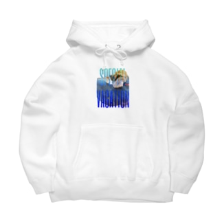 SPECIAL VACATION Big Hoodies