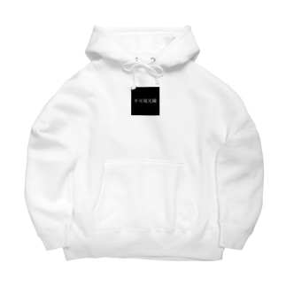 不可視光線 Big Hoodies