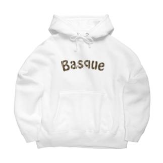 Baspue(バスク) Big Hoodies