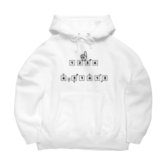 謎解き01 Big Hoodies