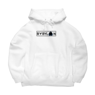 BABYLON Big Hoodies