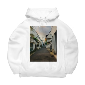 夕方 Big Hoodies