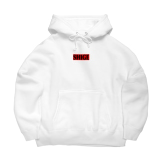 SHIGE:logo Big Hoodies