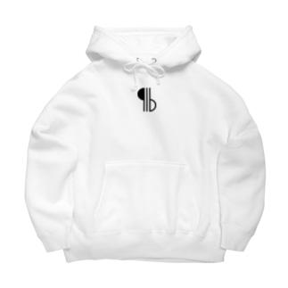 916 Logo Big Hoodies