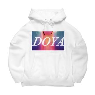 DOYA ( ´_ゝ`) Big Hoodies