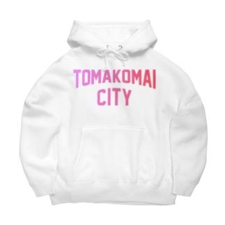 苫小牧市 TOMAKOMAI CITY Big Hoodies