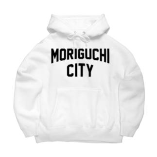 守口市 MORIGUCHI CITY Big Hoodies