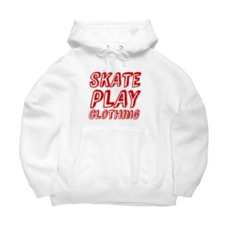 SKATE PLAY R Big Hoodies