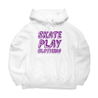 SKATE PLAY P Big Hoodies
