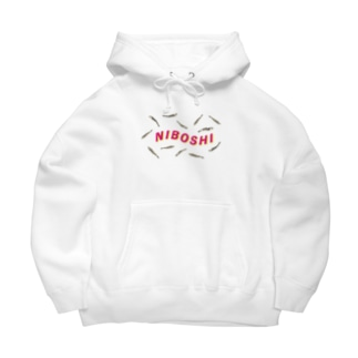 NIBOSHI Big Hoodies